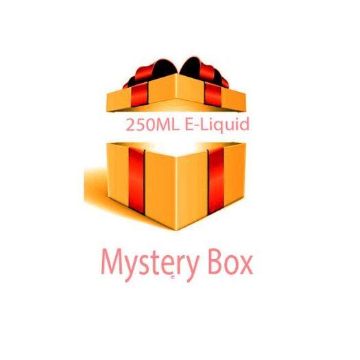 JWN250mlEliquidMYSTERYBox 525x525 - 250ml E-liquid MYSTERY BOX + Nic Shots