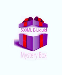 JWN500mlEliquidMYSTERYBox 250x300 - 500ml E-liquid MYSTERY BOX + Nic Shots