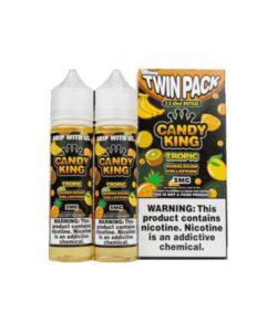 JWNAL0014X0006 1 250x300 - Candy King Bubblegum Edition Twin Pack 0mg 2 x 50ml Shortfill (70VG/30PG)