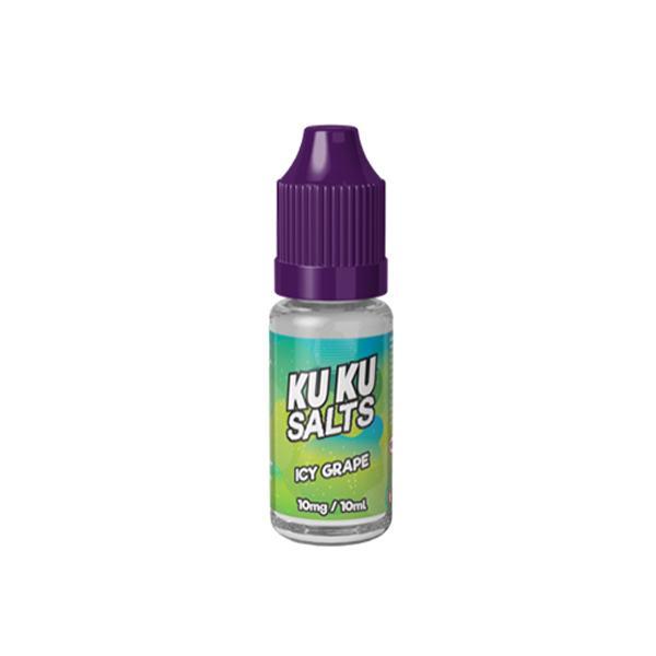 JWNBP0122X0109 525x525 - 10mg Kuku Salts 10ml Nic Salts (50VG/50PG)