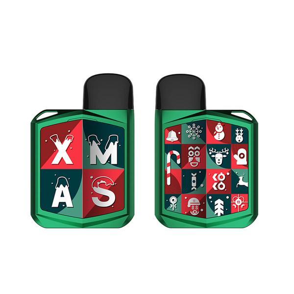 JWNPrimeKitChristmasEdition1 1 525x525 - Uwell Caliburn Koko Prime Kit  (Christmas Edition)