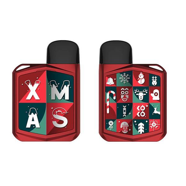 JWNPrimeKitChristmasEdition2 6 525x525 - Uwell Caliburn Koko Prime Kit  (Christmas Edition)