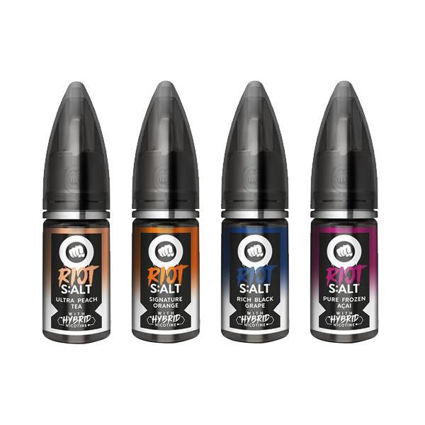 JWNRiotSquadBlackEdition4 1 525x525 - 10mg Riot Squad Black Edition Nic Salts 10ml (70VG/30PG)