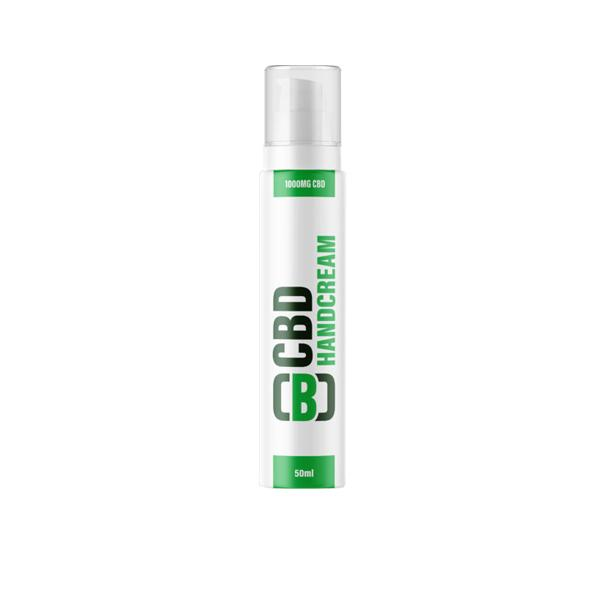 JWNBL0164X0049 525x525 - CBD Asylum Hand Cream 1000mg CBD 50ml (Buy One Get One Free)