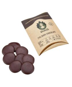JWNBO0374X0224 3 250x300 - Body and Mind Botanicals 25mg CBD Cannabis Chocolate Buttons