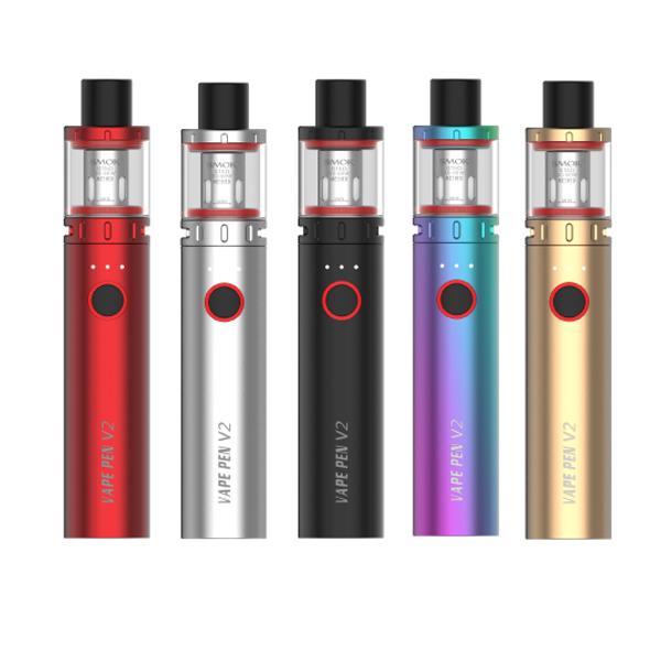 JWNSmokVapePenV6 13 525x525 - Smok Vape Pen V2 Kit