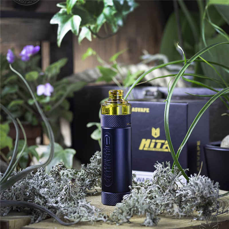 Asvape Hita Kit Review 2 - Asvape Hita Review – A Mech Pod?