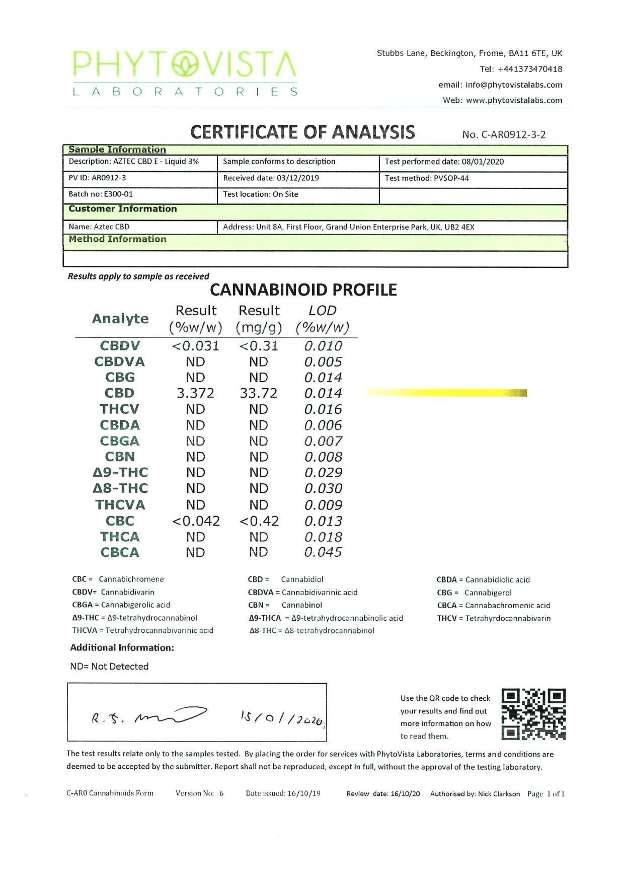 JWNBP0342X0181 44 525x742 - Aztec CBD 300mg CBD Vaping Liquid 10ml (50PG/50VG)
