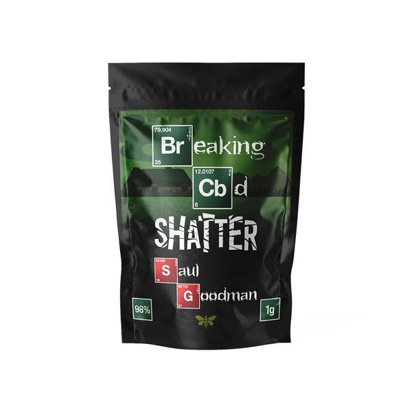 JWNBQ0259X0087 525x525 - Breaking CBD 98% CBD Shatter - 1g