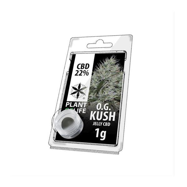 JWNBR0061X0213 6 525x525 - Plant Of Life Strains Jelly 22% CBD 1g - OG Kush
